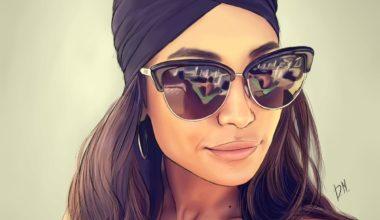 Naya Rivera Fan Art