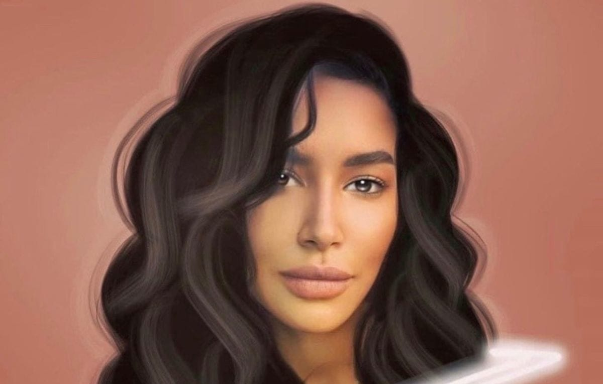 Naya Rivera Fan Art Friday