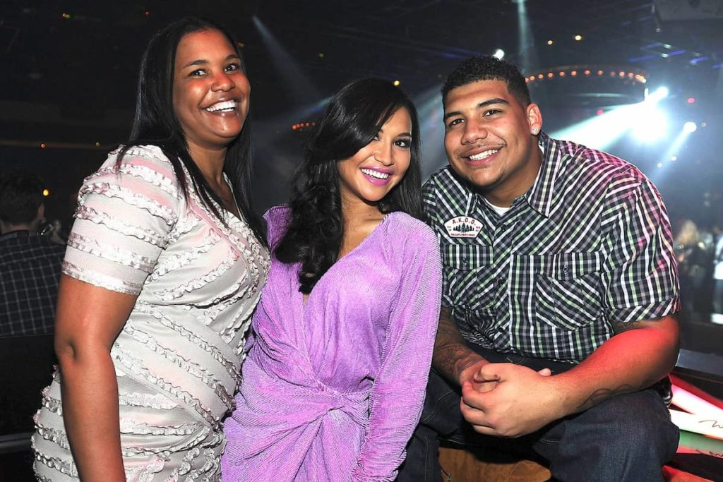 Naya Rivera's Family