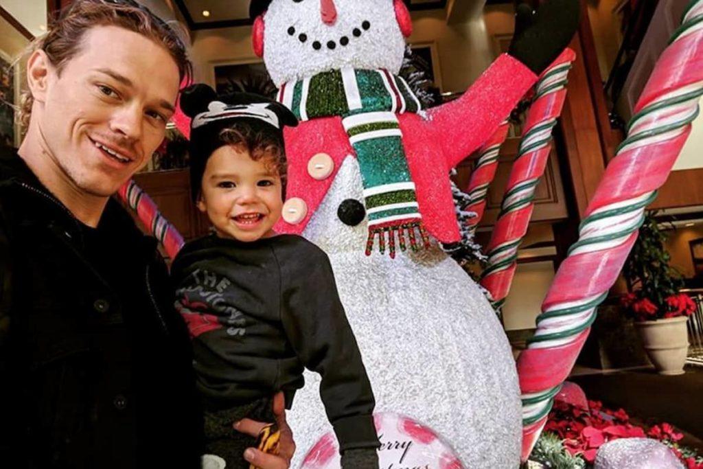 Naya Rivera's son and his future
