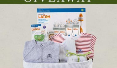 Nayas Mommy GiveawayMunchkin Luxe Baby Basket