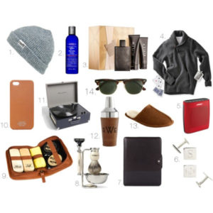 guide full of fab choices holiday gifts for your man