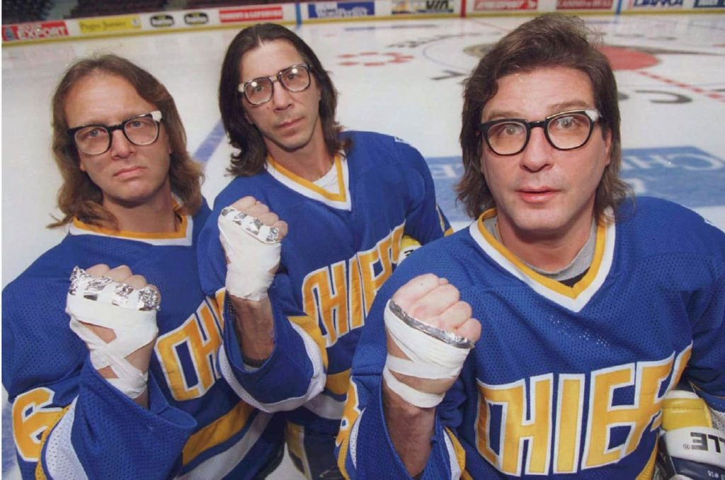 mullets of the Hanson Brothers